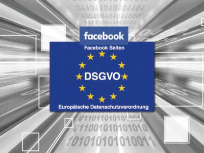 Datenschutz Facebook Seiten